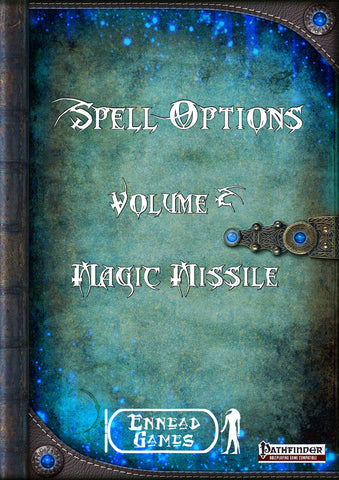 Spell Options 2 - Magic Missile