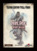 Second Edition Spell Cards: Divine Basic