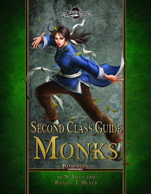 Second Class Guide: Monks