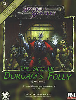 The Siege of Durgam's Folly