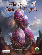"The Spire of Iron & Crystal ""Director's Cut"" (Swords & Wizardry)"