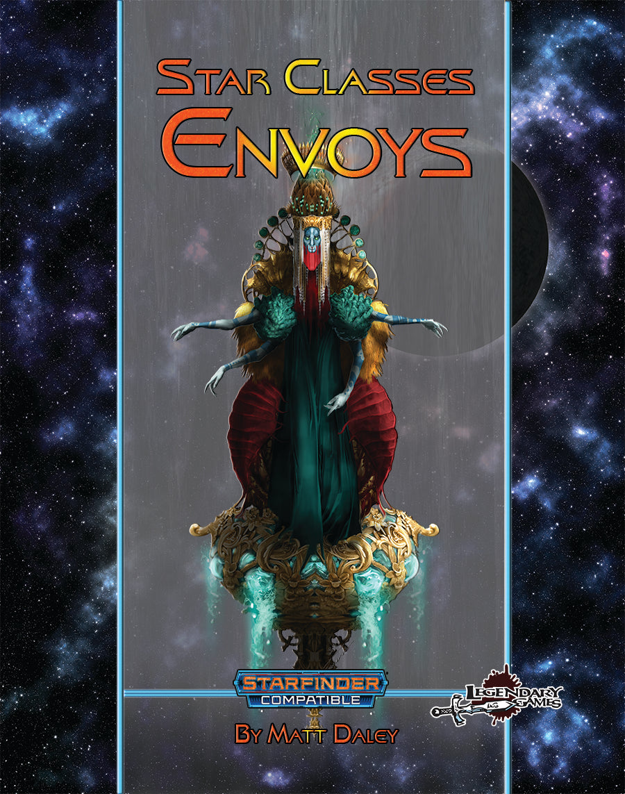 Star Classes: Envoys (Starfinder)