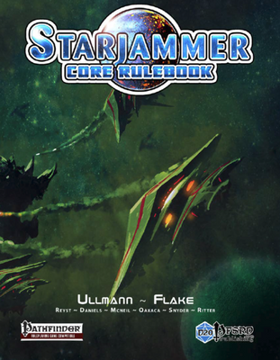 Starjammer Core Rules + Medical Marvels Bundle!