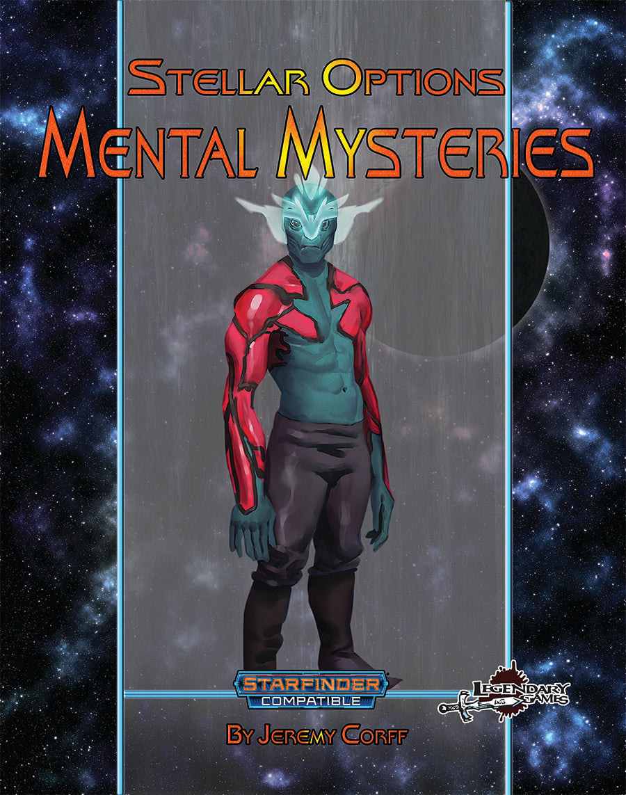 Stellar Options #7: Mental Mysteries