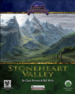 The Lost Lands: Stoneheart Valley