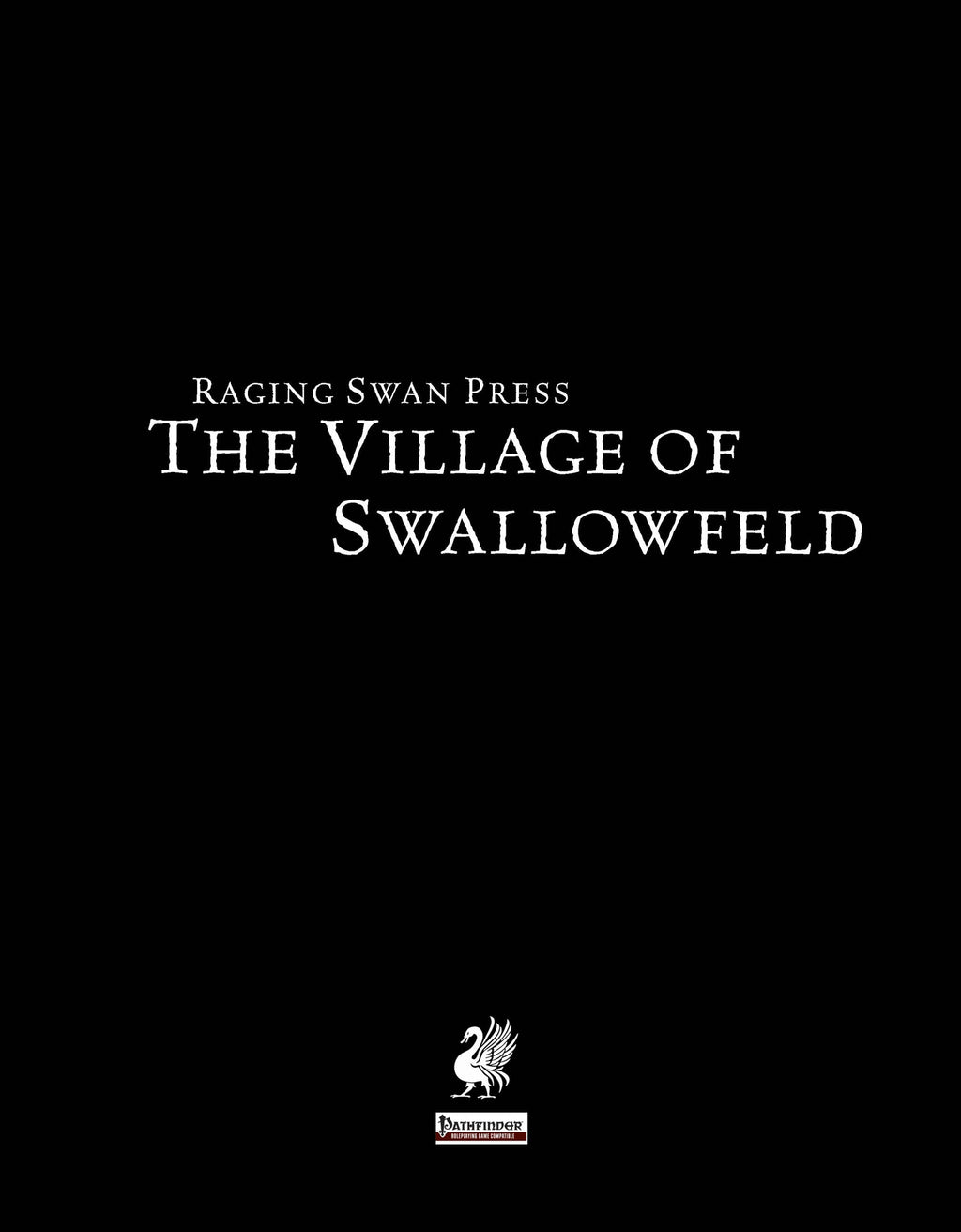 The Village of Swallowfeld