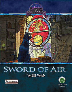 Sword of Air (S&W)