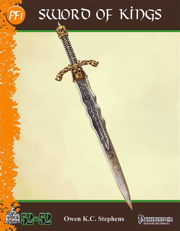 Sword of Kings PF1e