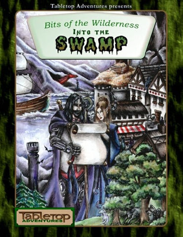 Bits of the Wilderness: Into the Swamp