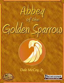 Abbey of the Golden Sparrow