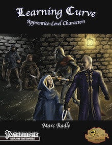 Learning Curve: Apprentice-Level Characters