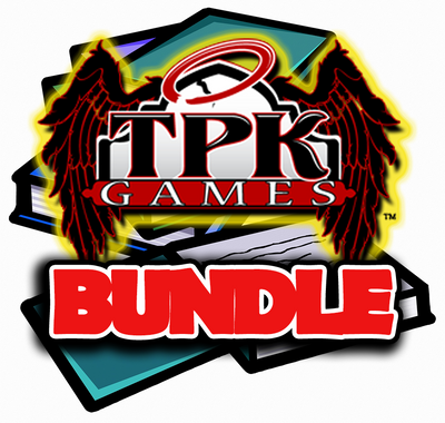 TPK's After School D&D Club Bundle