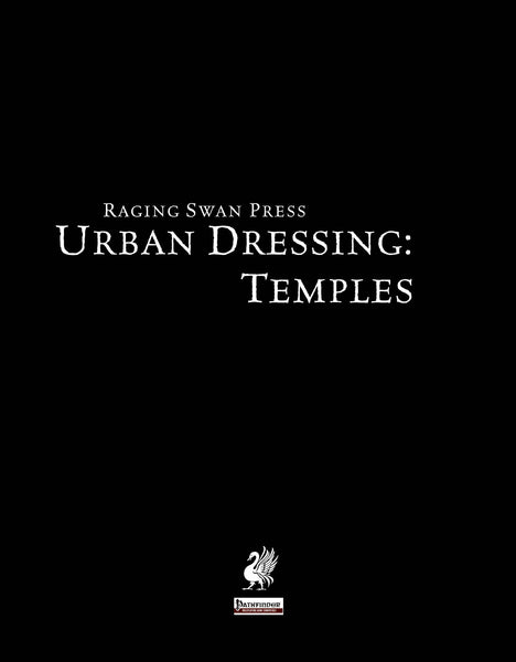 Urban Dressing: Temples