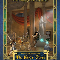 Trail of the Apprentice: The King's Curse (5E)
