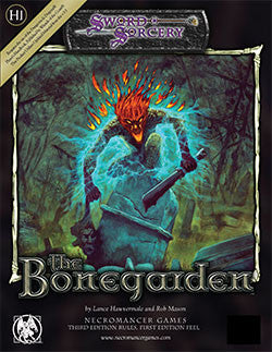 The Bonegarden (d20)