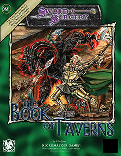 The Book of Taverns (d20)