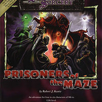 Maze of Zayene 1: Prisoners of The Maze
