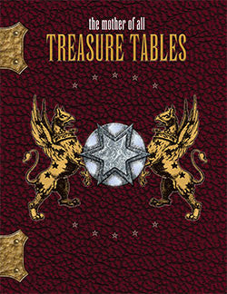 The Mother of All Treasure Tables (d20)