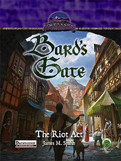 Bard's Gate - The Riot Act