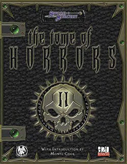 The Tome of Horrors II
