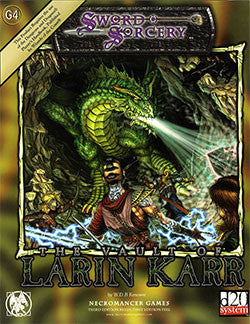 The Vault of Larin Karr (d20)
