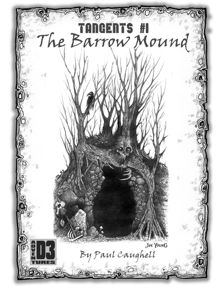 Tangents #1: The Barrow Mound