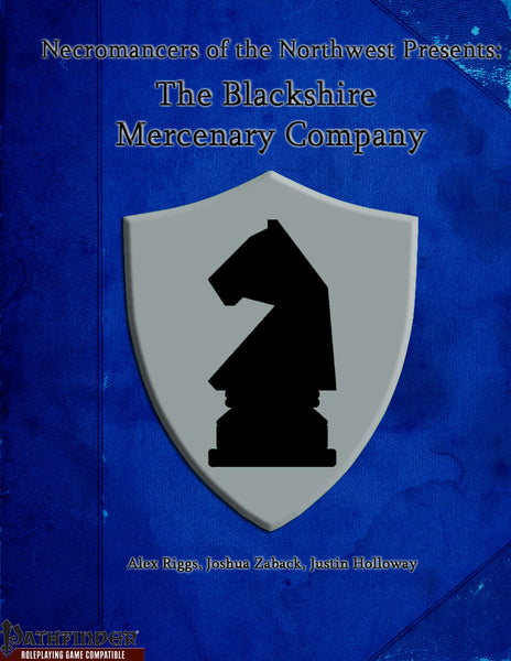 The Blackshire Mercenary Company