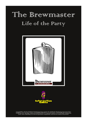 The Brewmaster - Life of the Party