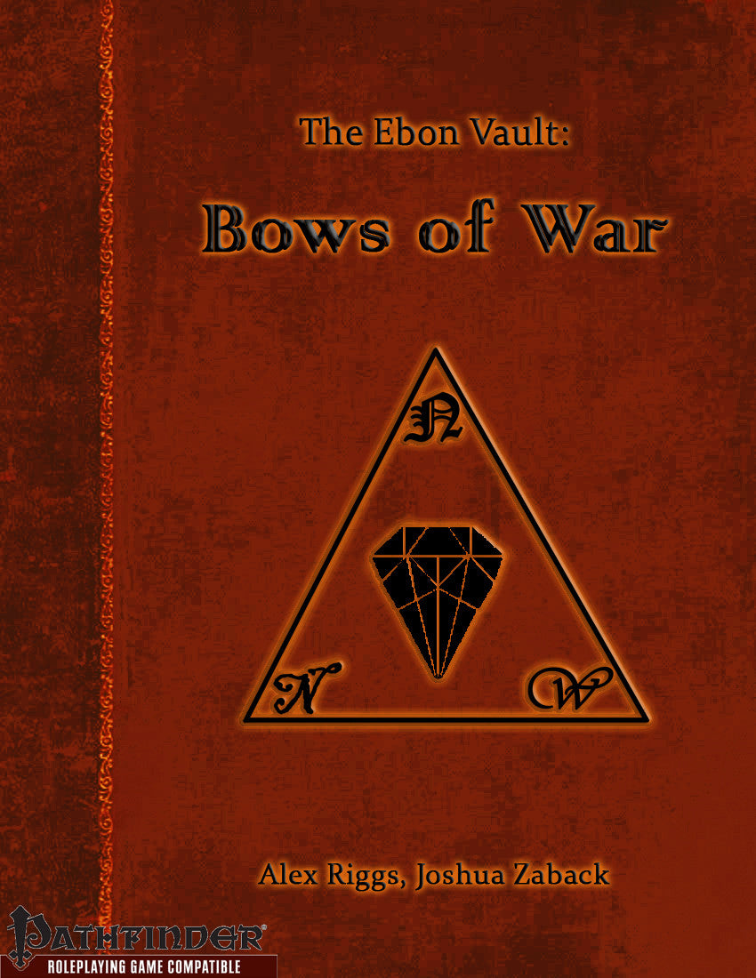 The Ebon Vault - Bows of War