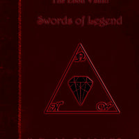 The Ebon Vault - Swords of Legend