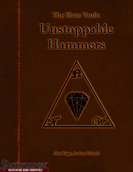 The Ebon Vault - Unstoppable Hammers