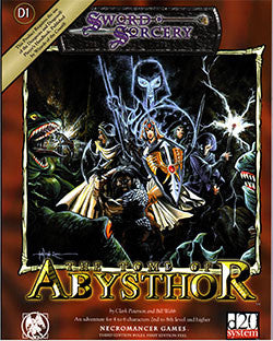The Tomb of Abysthor (d20)