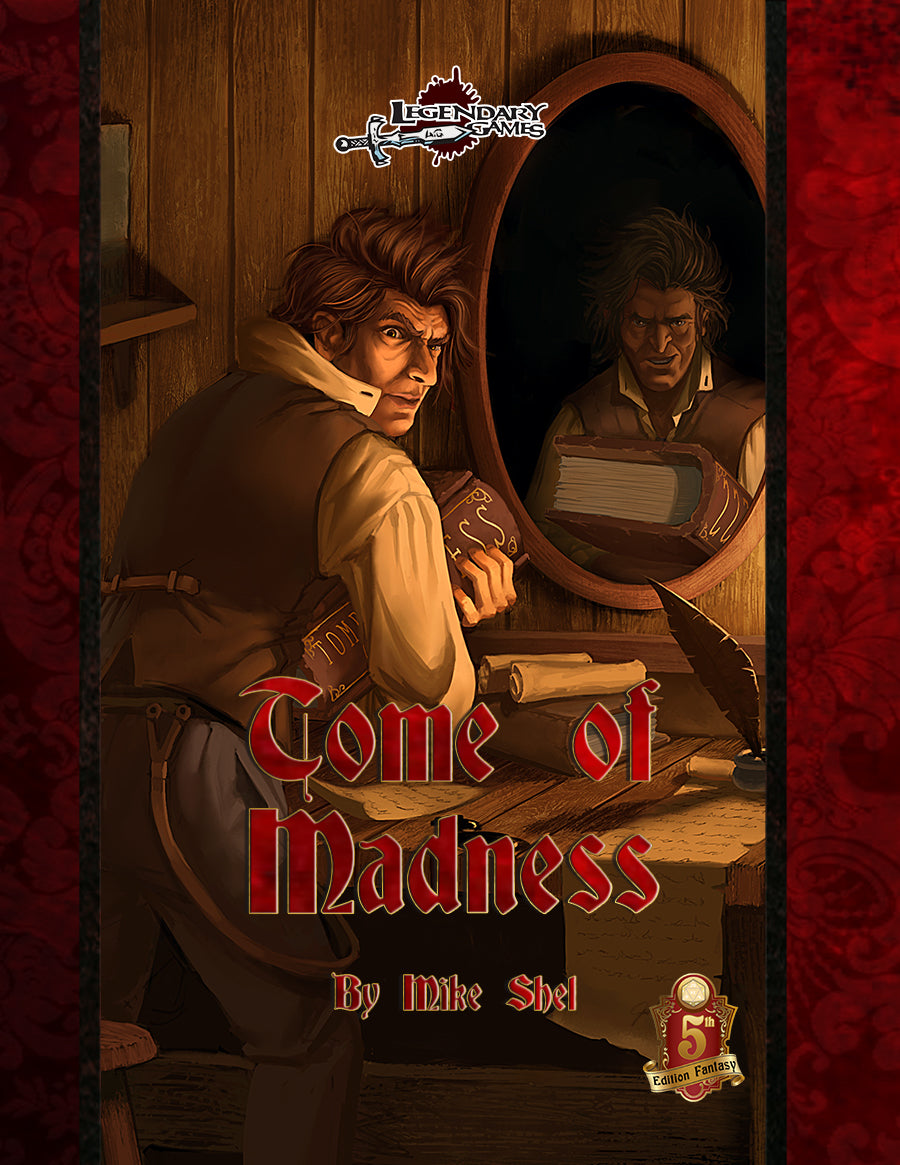 Tome of Madness (5E)