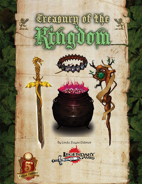 Treasury of the Kingdom (5E)