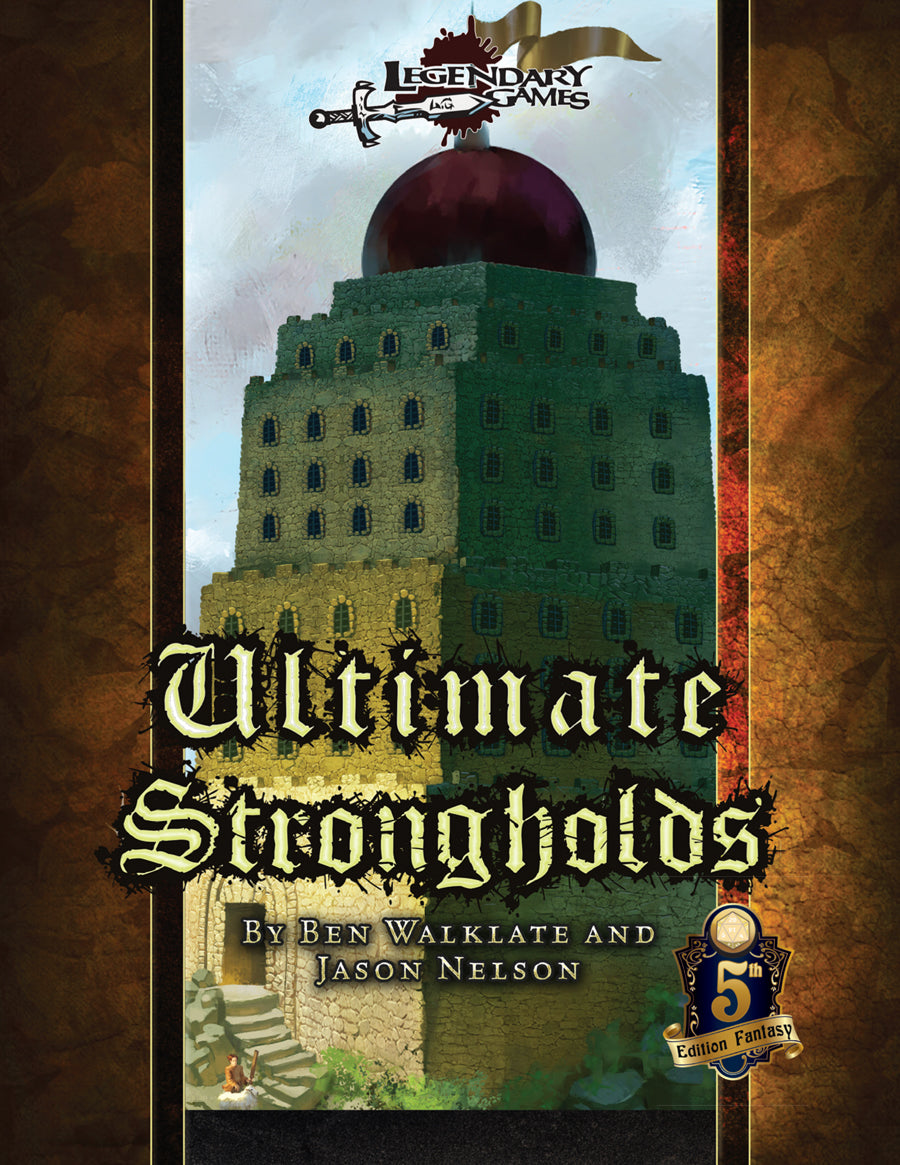Ultimate Strongholds (5E)
