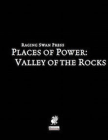 Places of Power: Valley of the Rocks