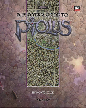 A Player's Guide to Ptolus