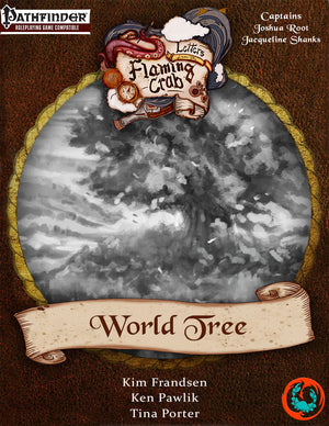 Letters from the Flaming Crab: World Tree