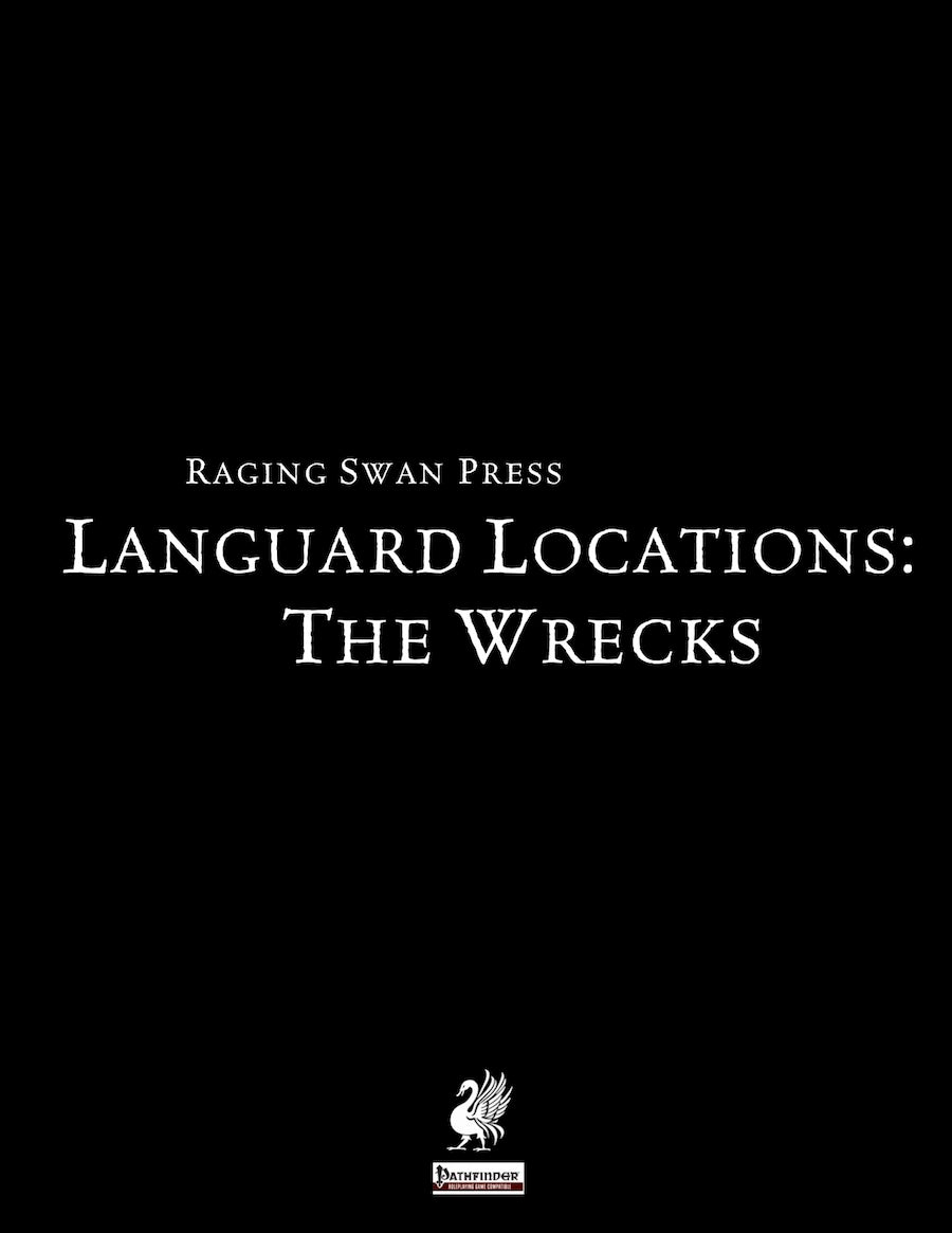 Languard Locations: The Wrecks