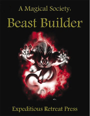 A Magical Society: Beast Builder