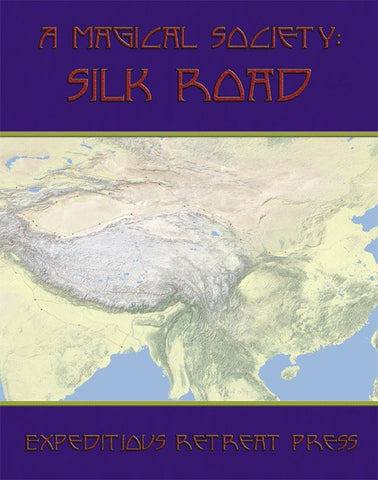 A Magical Society: Silk Road