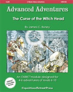 Advanced Adventures #3: The Curse of the Witch Head