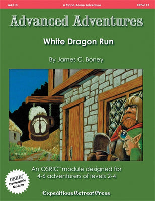 Advanced Adventures #13: White Dragon Run
