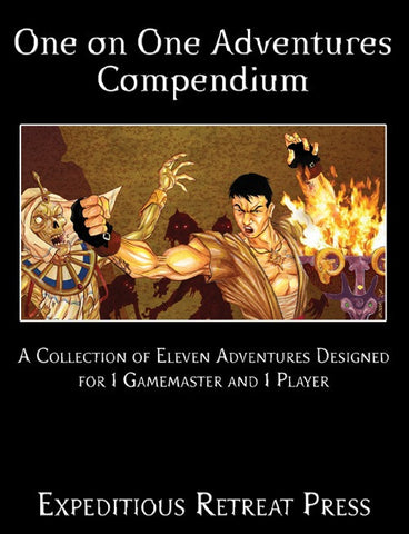 One on One Adventures Compendium