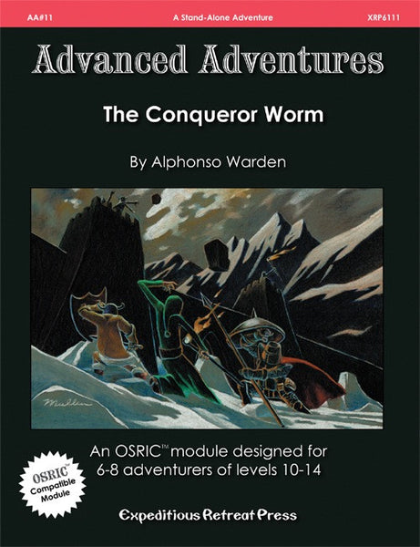 Advanced Adventures #11: The Conqueror Worm