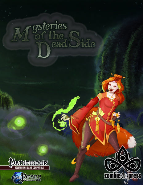 Mysteries of the Dead Side: Sacred Necromancer