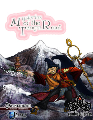 Mysteries of the Tengu Road: Yamabushi, the Sublime Transmuter