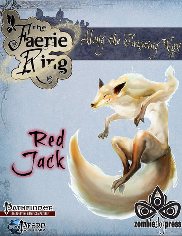 The Faerie Ring: Along the Twisting Way (Red Jack)