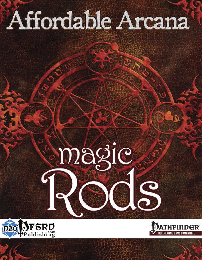 Affordable Arcana - Magic Rods