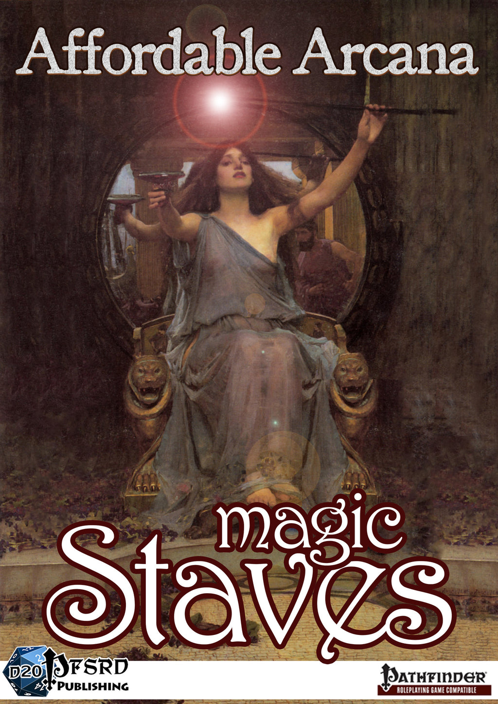 Affordable Arcana - Magic Staves